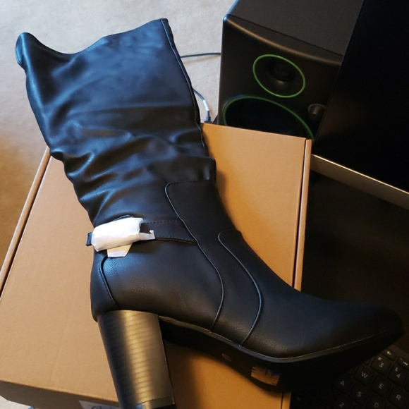 1abcb7584ddf Journee Collection Women s Carver High Heel Boots